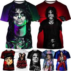 Summer, singer, Funny T Shirt, Necks