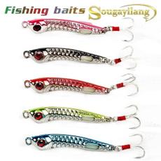 Lures, metalspoonsfishinglure, jiggingfishingbait, spoonsfishinglure