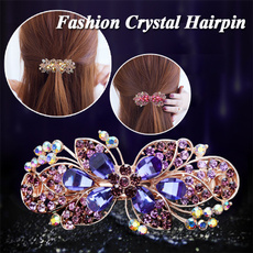 butterfly, DIAMOND, headdress, Jewelry