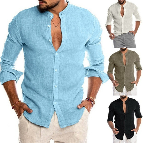 shirtmen, Fashion, Slim T-shirt, Sleeve