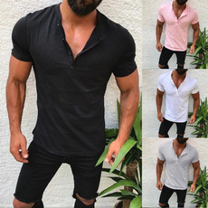 Summer, Fashion, Shirt, Mountain