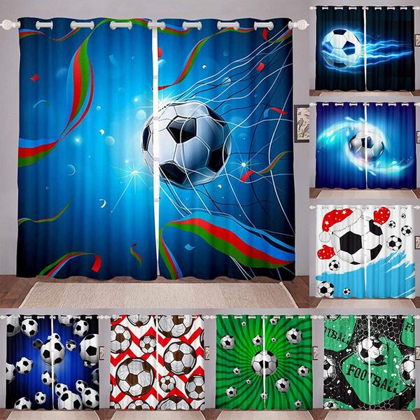 Soccer, Outdoor, Gifts, windowdrape