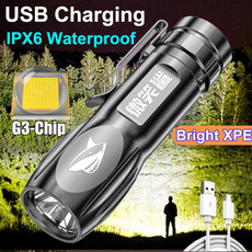 Flashlight, led, camping, Outdoor Sports