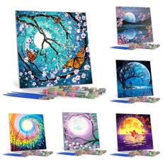 paintbynumber, canvaswallart, Fashion, art