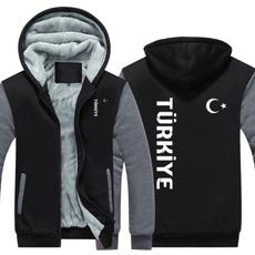turkey, Thicken, hooded, Winter