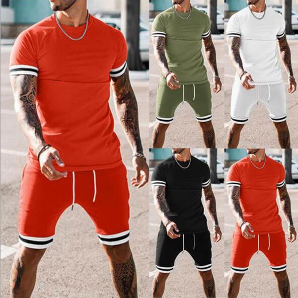 Summer, Fashion, Sleeve, pants