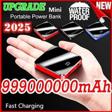 Flashlight, Mini, Mobile Power Bank, Battery Charger