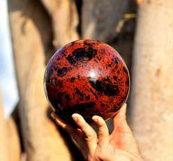aura, crystalsphere, crystalball, obsidiansphere