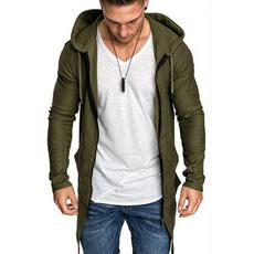Casual Jackets, herrenmode, sports hoodies, slim