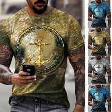 slim, Slim T-shirt, roundnecktshirt, personalitytshirt