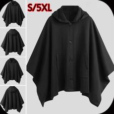 Jacket, Bat, cardigan, hooded