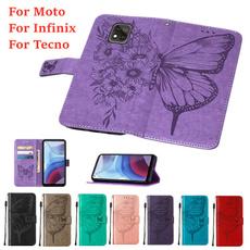 butterfly, case, motorolagpower2021, Flowers