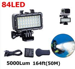 Flashlight, divingmask, underwaterlamp, forgoprohero