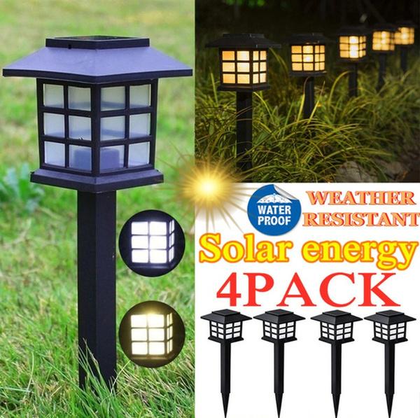 led, Garden, Waterproof, lights