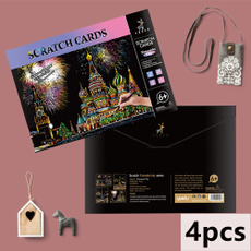 Magic, Gifts, magicscratchpaper, Home & Living