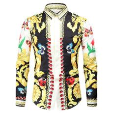 butterfly, men shirt, Fashion, Shirt