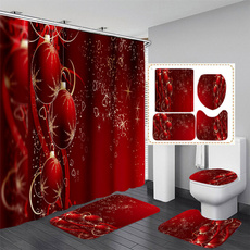 Bathroom, Set, Mats, toiletmat
