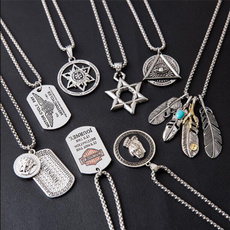Steel, mens necklaces, Fashion, Jewelry