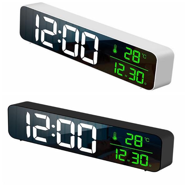 Adjustable, led, digitalwallclock, Clock