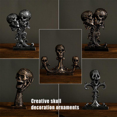 Home & Kitchen, skulldecoration, Skeleton, skull