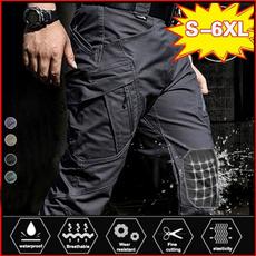 Plus Size, Combat, Waterproof, pants