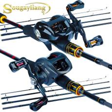 troutfishingrod, bassfishingrod, fishingrodreel, fishingrod