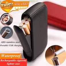 case, Cigarettes, Rechargeable, cigarettecase