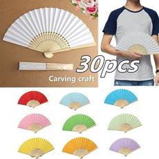 foldingfan, paperfan, bamboofan, Chinese