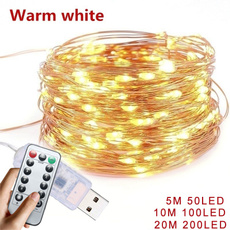 Copper, Wire, led, Strings