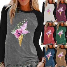 Tops & Tees, fashion women, Plus Size, Shirt
