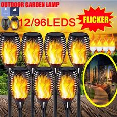 solartorchlight, Outdoor, Garden, gold