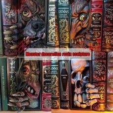 ghost, horrorstatue, Goth, desktopornament