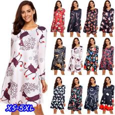 Plus Size, longsleeveddresse, Long Sleeve, tunic