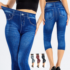 Leggings, Plus Size, elastictrouser, pantsforwomen