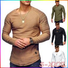 Mens T Shirt, Outdoor, outdoorstreet, Cotton T Shirt