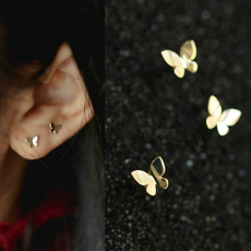 butterfly, Charm Jewelry, Fashion, gold