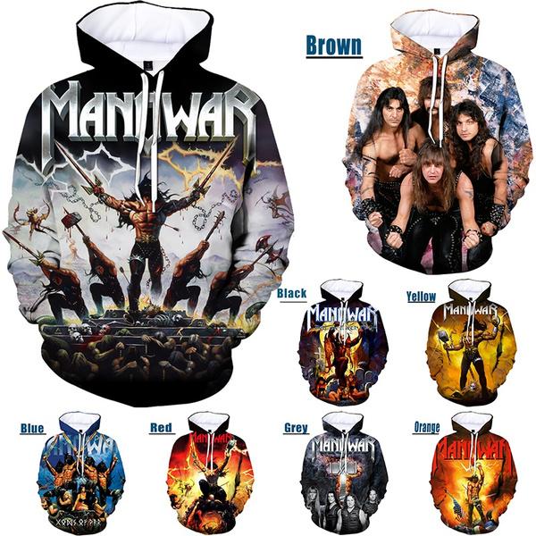 3D hoodies, Fashion, rockshirt, Shirt