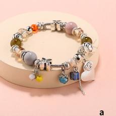 Crystal Bracelet, Fashion, rope bracelet, Jewelry