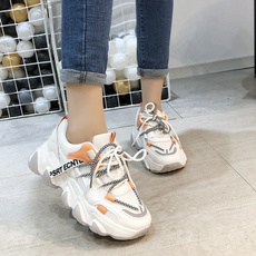non-slip, casual shoes, Sneakers, Platform Shoes