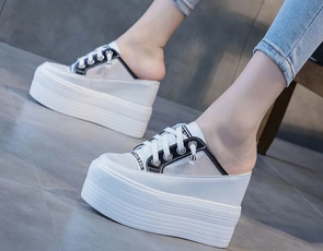 casual shoes, Summer, Sandals, Platform Shoes