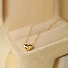 Heart, Necklaces Pendants, Love, Jewelry