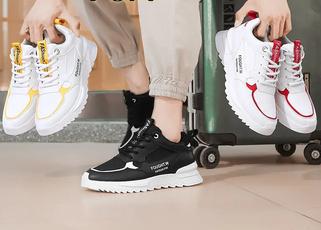 mensdressshoe, non-slip, Sport, Platform Shoes