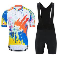 Summer, Shorts, Cycling, Sleeve