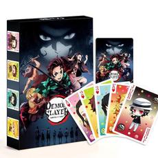 Card, demonslayercard, Toy, Demon