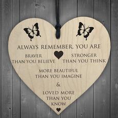 Beautiful, Heart, Decor, Love