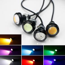 eye, carautolamp, drlfoglamp, Waterproof