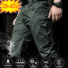Outdoor, Cotton, Casual pants, Hiking