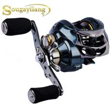fishinggeartackle, Bass, outdoorfishing, baitcastreel