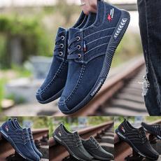 non-slip, casual shoes, softbottom, laceupcanvasshoe