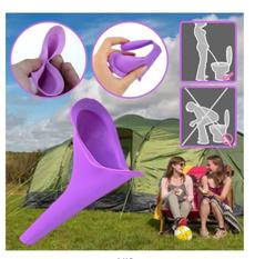 toilet, Outdoor, portablewomenurinal, camping